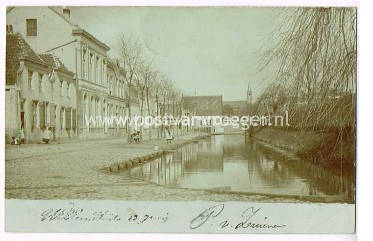 oude foto's Willemstad