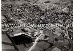Luchtfoto Dinxperlo ca 1960